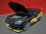 Photos of Wimmer RS Mercedes-Benz C 63 AMG Dunlop-Performance (W204) 2010