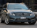 Photos of Mercedes-Benz C 250 CDI AMG Sports Package Estate AU-spec (S204) 2011
