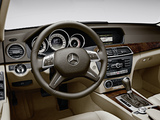 Photos of Mercedes-Benz C 250 CDI BlueEfficiency (W204) 2011