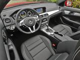 Photos of Mercedes-Benz C 250 Coupe US-spec (C204) 2011