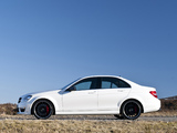 Photos of Mercedes-Benz C 63 AMG UK-spec (W204) 2011