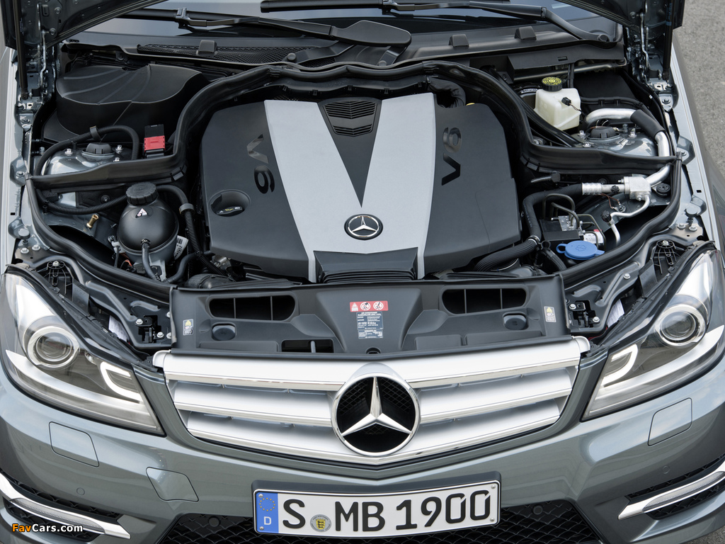 Photos of Mercedes-Benz C 350 CDI 4MATIC AMG Sports Package Estate (S204) 2011 (1024 x 768)