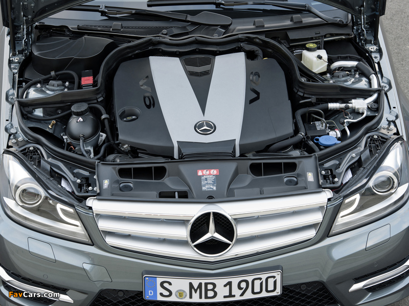 Photos of Mercedes-Benz C 350 CDI 4MATIC AMG Sports Package Estate (S204) 2011 (800 x 600)
