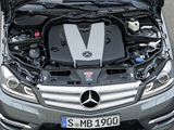 Photos of Mercedes-Benz C 350 CDI 4MATIC AMG Sports Package Estate (S204) 2011