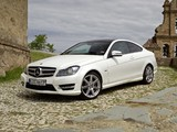 Photos of Mercedes-Benz C 220 CDI Coupe (C204) 2011