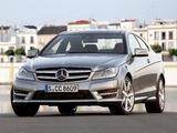 Photos of Mercedes-Benz C 250 Coupe (C204) 2011