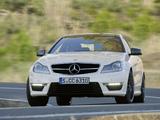Photos of Mercedes-Benz C 63 AMG Coupe (C204) 2011