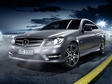 Photos of Mercedes-Benz C 250 Coupe Sport (C204) 2012