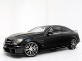Photos of Brabus Bullit Coupe 800 (C204) 2012