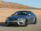 Photos of Mercedes-Benz C 63 AMG Black Series Coupe US-spec (C204) 2012