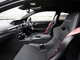 Photos of Mercedes-Benz C 63 AMG Black Series Coupe UK-spec (C204) 2012