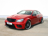Photos of VÄTH V63 Supercharged Black Series Coupe (C204) 2012