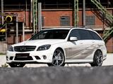 Photos of Edo Competition Mercedes-Benz C 63 AMG Estate (S204) 2012