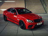 Photos of Prior-Design Mercedes-Benz C 63 AMG Black Series Coupe (C204) 2013