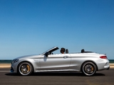 Photos of Mercedes-AMG C 63 S Cabriolet AU-spec (A205) 2016