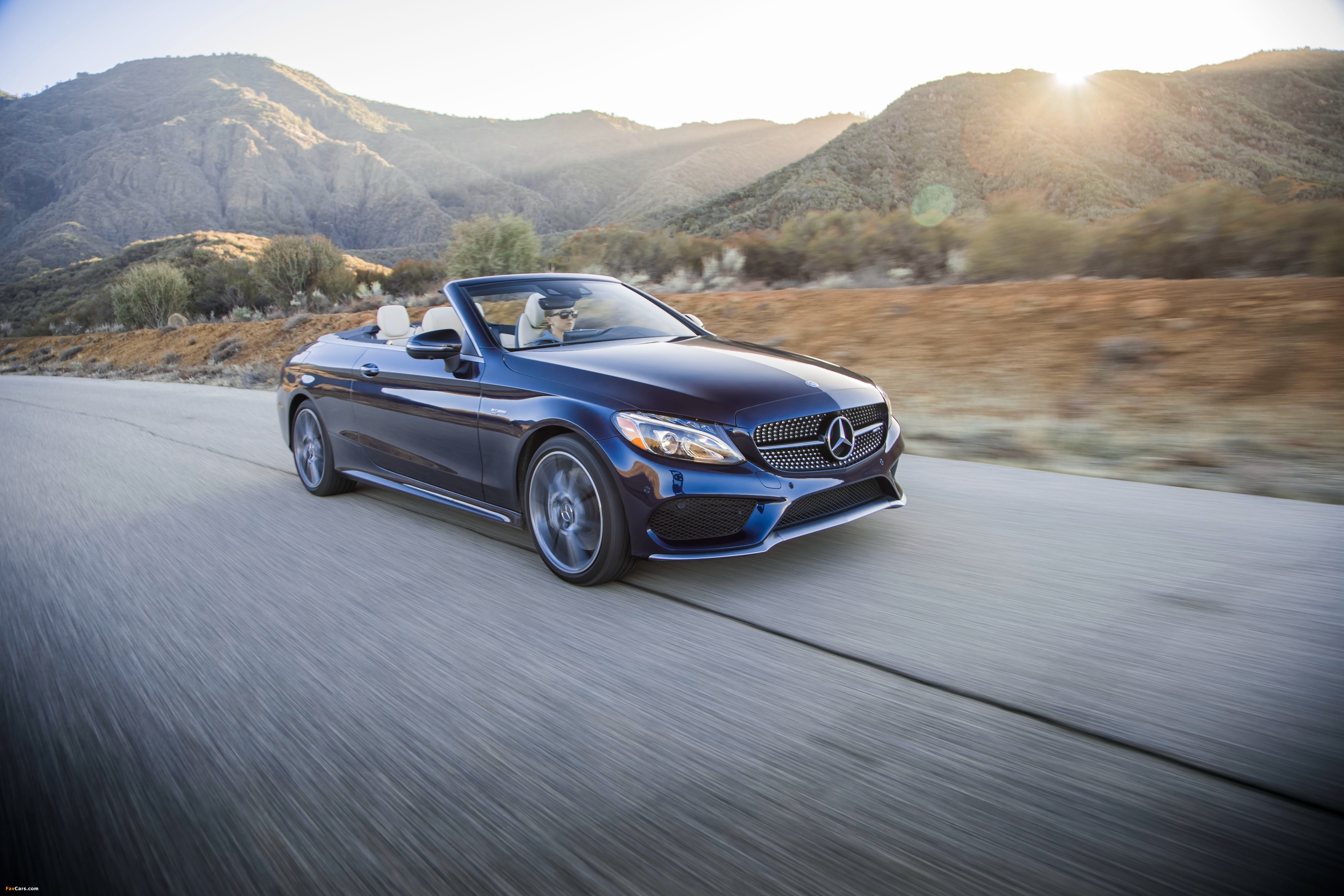 Photos of Mercedes-AMG C 43 4MATIC Cabriolet North America (A205) 2016 (4096 x 2731)