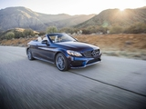 Photos of Mercedes-AMG C 43 4MATIC Cabriolet North America (A205) 2016