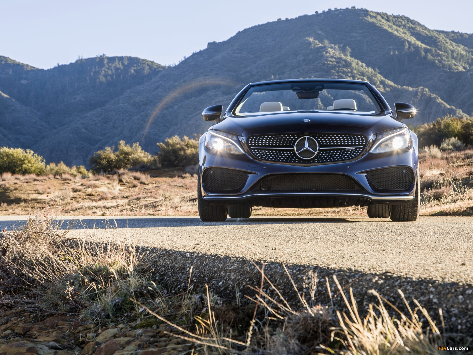 Photos of Mercedes-AMG C 43 4MATIC Cabriolet North America (A205) 2016 (1600 x 1200)