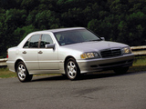 Photos of Mercedes-Benz C-Klasse (W202) 1993–2000