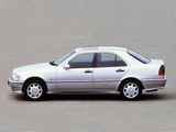 Pictures of Mercedes-Benz C 250 Turbodiesel (W202) 1995–2000