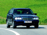 Pictures of Mercedes-Benz C 250 Turbodiesel (S202) 1996–2000