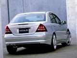 Pictures of WALD Mercedes-Benz C-Klasse (W203) 2000–05