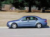 Pictures of Mercedes-Benz C 180 (W203) 2000–02