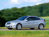 Pictures of Mercedes-Benz C 200 Kompressor Sportcoupe (C203) 2001–05