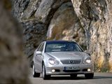 Pictures of Mercedes-Benz C 220 CDI Sportcoupe (C203) 2001–05