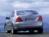 Pictures of Mercedes-Benz C 32 AMG (W203) 2001–04