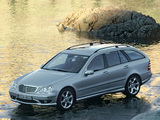 Pictures of Mercedes-Benz C 320 CDI Sport Edition Estate (S203) 2002–07