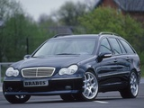 Pictures of Brabus Mercedes-Benz C 320 Estate (S203) 2002