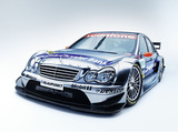 Pictures of Mercedes-Benz C AMG DTM (W203) 2004–07