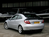 Pictures of Mercedes-Benz C 180 Kompressor Sportcoupe (C203) 2005–07
