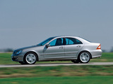 Pictures of Mercedes-Benz S 230 (W203) 2005–07