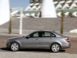 Pictures of Mercedes-Benz C 350 (W204) 2007–11