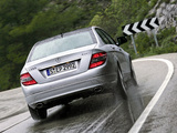 Pictures of Mercedes-Benz C 350 4MATIC (W204) 2007–11