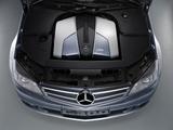Pictures of Mercedes-Benz C 300 BlueTec Hybrid Concept (S204) 2007