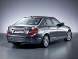 Pictures of Mercedes-Benz Vision C 220 BlueTec Concept (W204) 2007