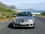 Pictures of Mercedes-Benz C 320 CDI Sport (W204) 2007–11