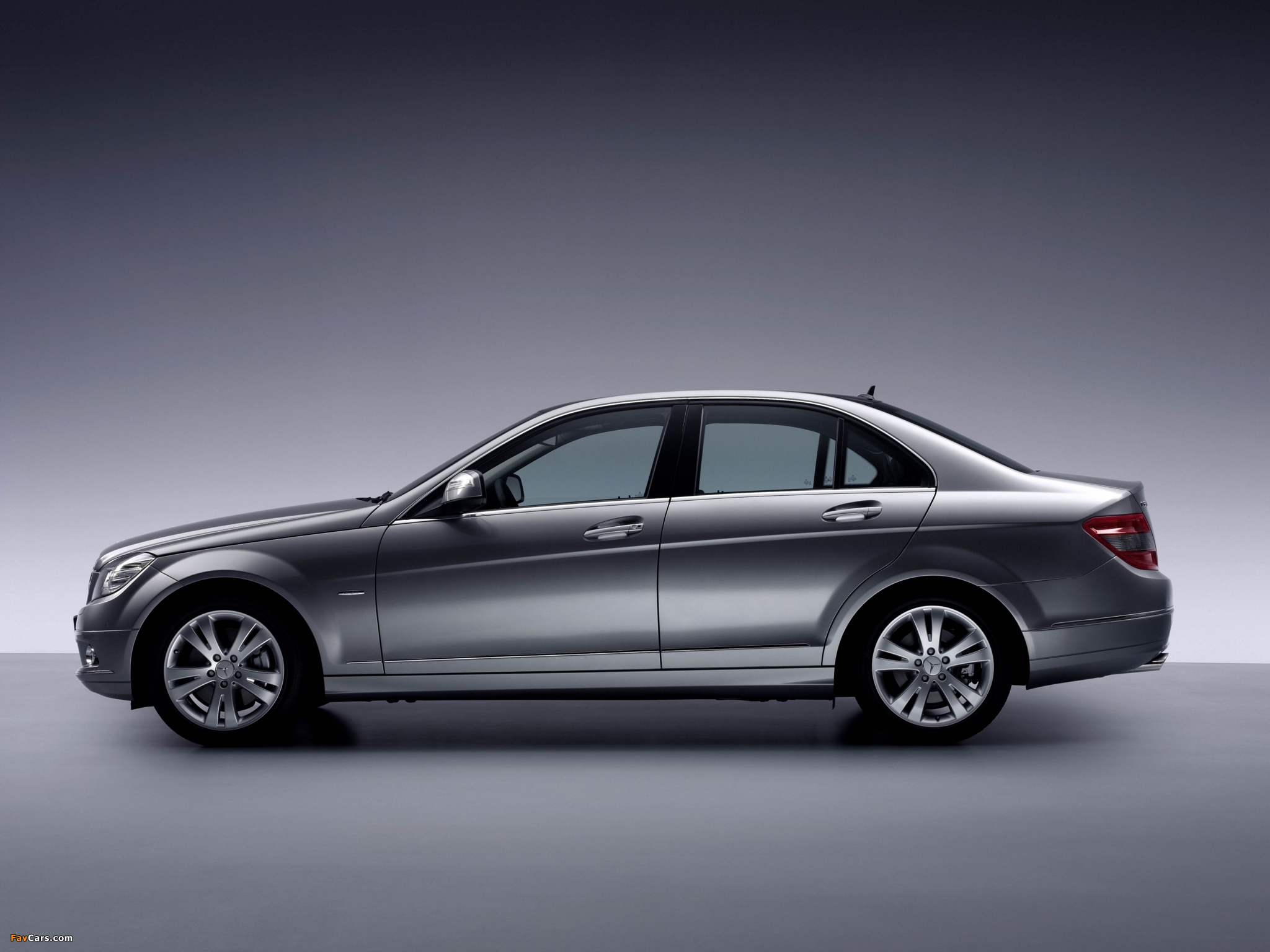 Pictures of Mercedes-Benz C-Klasse (W204) 2007–11 (2048 x 1536)