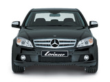 Pictures of Lorinser Mercedes-Benz C-Klasse (W204) 2007–11