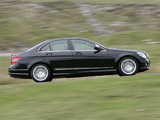 Pictures of Mercedes-Benz C 220 CDI Sport UK-spec (W204) 2007–11