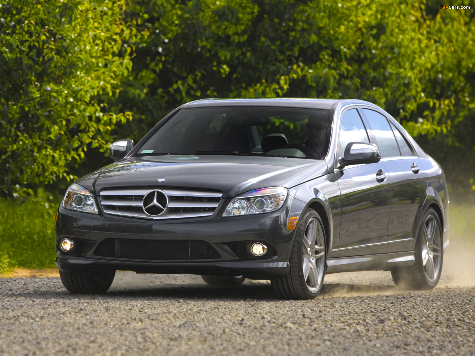 Pictures of Mercedes-Benz C 350 Sport US-spec (W204) 2008–11 (1600 x 1200)