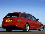 Pictures of Mercedes-Benz C 220 CDI Sport Estate UK-spec (S204) 2008–11