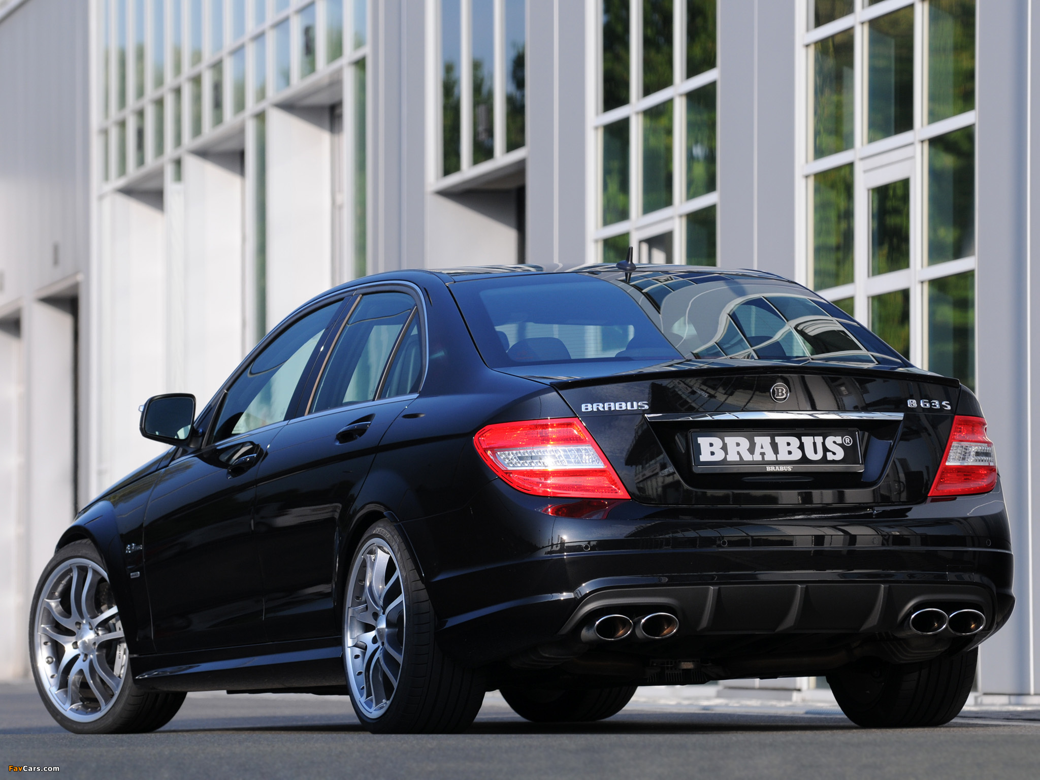 Pictures of Brabus B63 S (W204) 2008 (2048 x 1536)