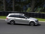Pictures of Mercedes-Benz C 63 AMG Estate (S204) 2008–11