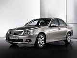 Pictures of Mercedes-Benz C 180 Kompressor BlueEfficiency (W204) 2008–11
