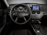 Pictures of Mercedes-Benz C 320 CDI Estate (S204) 2008–11