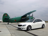 Pictures of Avus Performance Mercedes-Benz C 63 AMG (W204) 2009–11